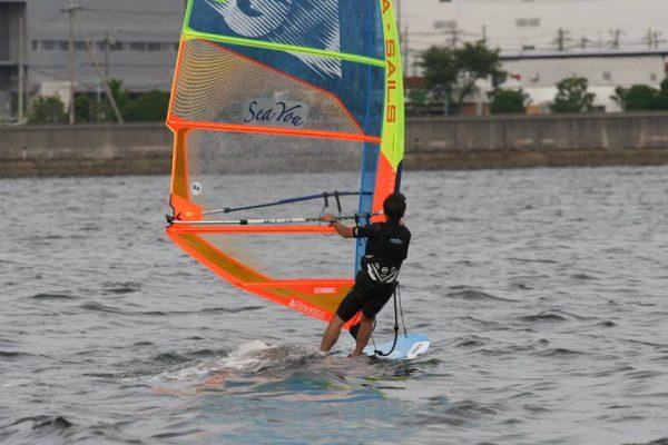 東京2020正式種目 ウインドサーフィンの世界